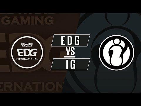 【LPL夏季賽】季後賽 半決賽 EDG vs IG #5