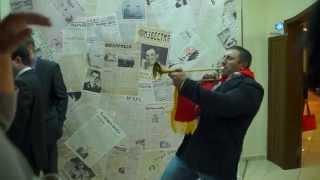 видео Вечеринка в стиле СССР: путешествие в 70-е