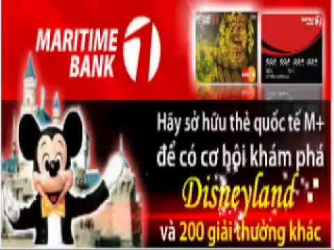 Giới thiệu Thẻ Maritime bank - Master card