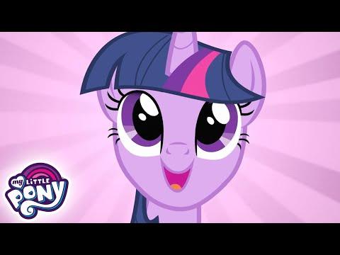 My Little Pony en español | El regreso de la armonía - Parte 2 | La Magia de la Amistad | Episodio