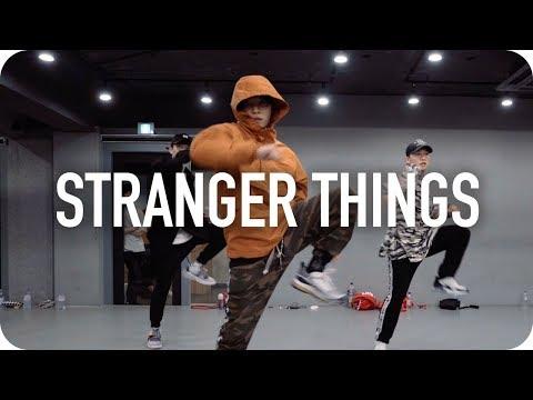 Stranger Things - Joyner Lucas & Chris Brown / Junsun Yoo Choreography