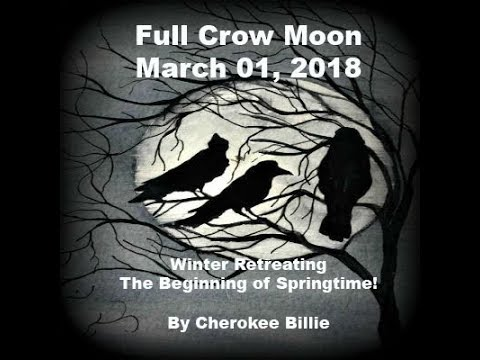 Worm moon 2018: Full moons in the March night sky