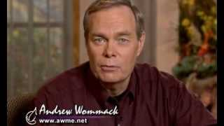 Andrew Wommack: God Wants You Well - Week 5 - Session 1