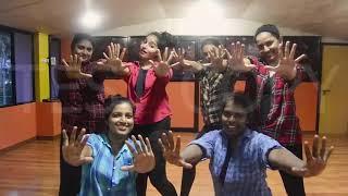 Eenthola Argentina Fans Kaattoorkadavu Malayalam Dance Choreography ADS