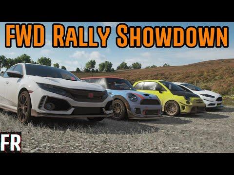 Forza Horizon 4 - FWD Rally Showdown
