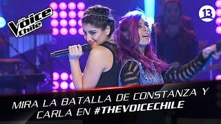 The Voice Chile | Constanza y Carla - Soy tu agua