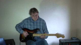 Bring It On Home To Me - Instrumental Fender Stratocaster (Guitar)