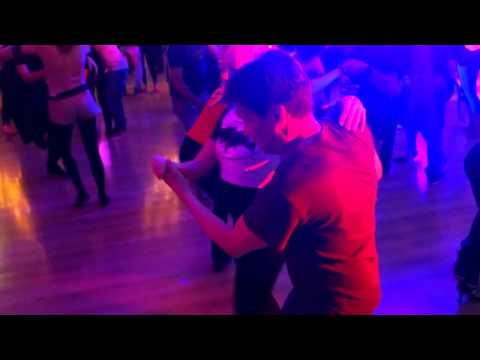 00103 AMS ZNL Zouk Festival Social Dances 2017 Ilse & Bjorn ~ video by Zouk Soul