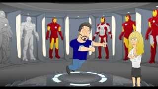 L.Hugueny - Iron Man 3 (с переводом)