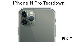 iPhone 11 Pro Teardown Live