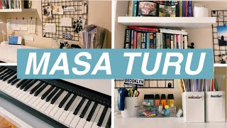 MY STUDY TABLE TOUR | WHAT IS ON MY STUDY DESK? | ARE DRAWERS TIDY OR UNTIDY?