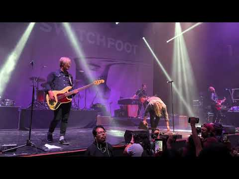 Switchfoot - Meant To Live (Mexico 2019)