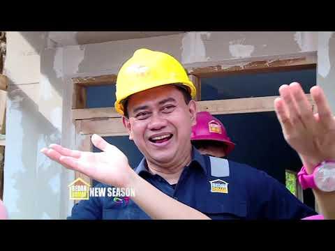 Menginap Di Hotel, Begini Ekspresi Senang Keluarga Pak Mutar | BEDAH RUMAH EP 174  (3/4)