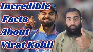 Pakistan React  Incredible Facts About Virat Kohli | AS Reactions