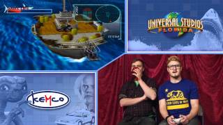 THE FOLD - Universal Studios Theme Park Adventure