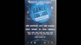 MONTA MUSICA/DANCE CONTROL INTERNATIONAL ALLIANCE BLACK FRDAY 19TH DEC 2014