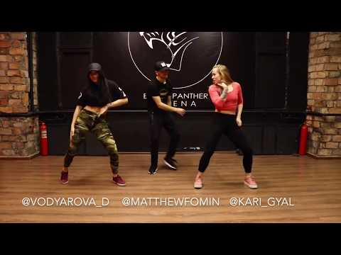 Dancehall by Kari Gyal • Burna Boy - Rock Your Body