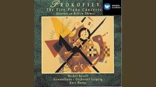 Concerto Pour Piano Et Orchestre No.5 En Sol Majeur Op.55 : III. Toccata