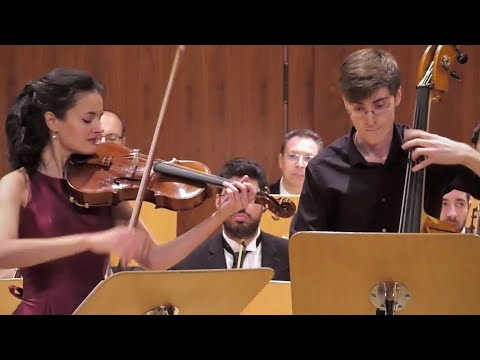 DITTERSDORF - Sinfonia concertante for viola, double bass & orchestra in D major