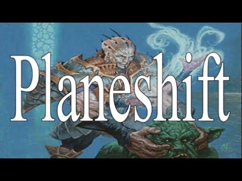 Planeshift - Card Anthology (Magic: The Gathering)