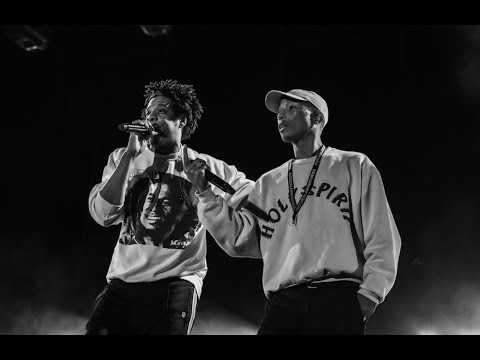 Pharrell Brings Out Jay Z At Something In The Water Festival