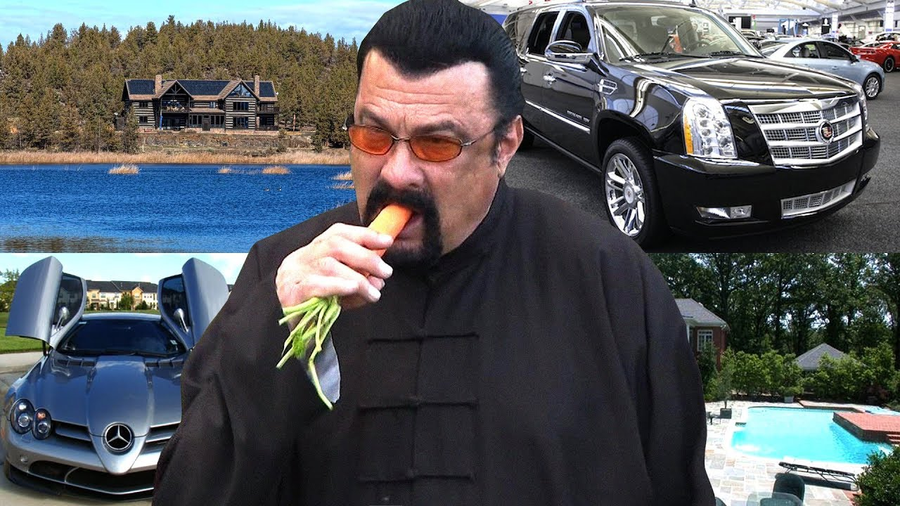 Steven Seagal's Lifestyle ★ 2018 - YouTube