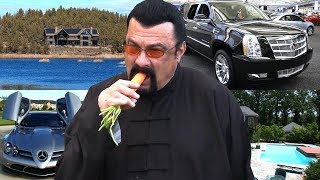 Steven Seagal's Lifestyle ★ 2018