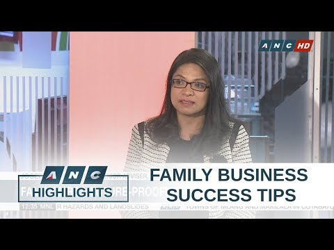 How to future-proof family businesses | Dateline Philippines