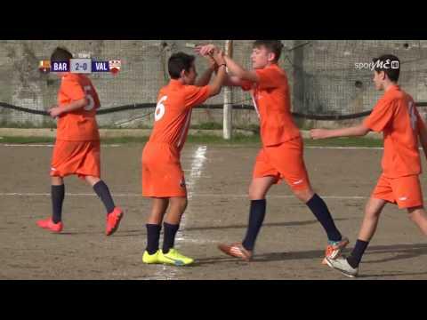 Giovanissimi Pr. | Sporting Barcelona VS Valdinisi