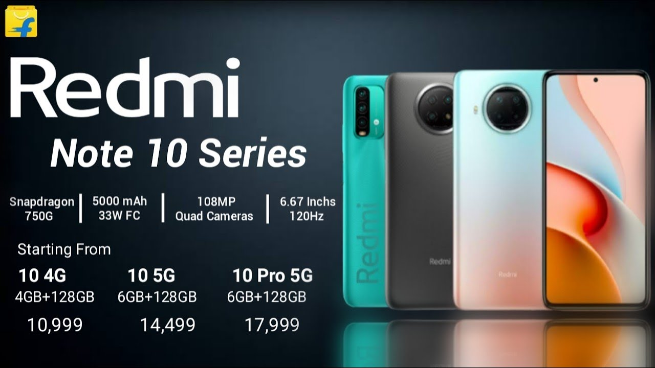Redmi Note 9 Pro 5g Note 9 5g Note 9 4g Official Launched Price In India Redmi Note 10 Series Youtube