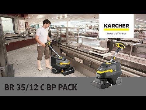 Kärcher - BR 35/12 C Bp Pack
