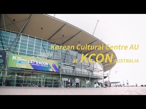 Korean Cultural Centre AU At KCON Australia
