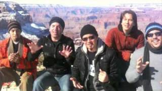 "HERE II HERE ""What If"" Acapella @ The Grand Canyon"