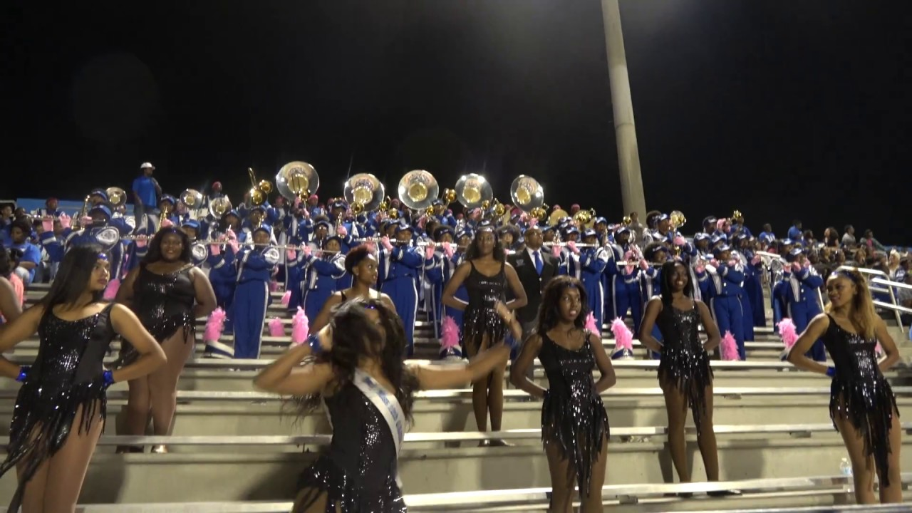 Download Westlake High School Marching Band vs Pebblebrook - Congratulations Band Battle 101417