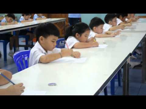 การแข่งขันคณิตคิดเร็ว เทอม1 ปีการศึกษา 2557
