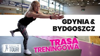 Treningi w Gdyni i Bydgoszczy - Relacja! | Codziennie Fit VLOG
