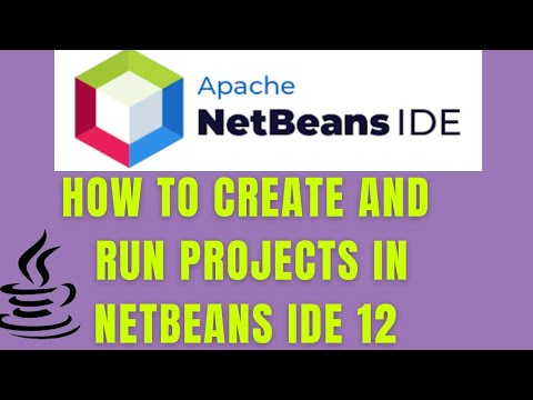 First Java Program Using Netbeans 12 IDE|Create Java Project With Maven In Netbeans 12 IDE