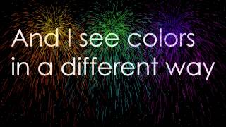 Echosmith - Bright - Lyric Video