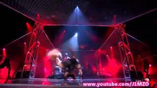 DJ Havana Brown - Warrior (Live) - Week 8 - Live Decider 8 - The X Factor Australia 2013