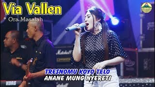 Download Mp3 Via Vallen - Ora Masalah _ OM. Sera