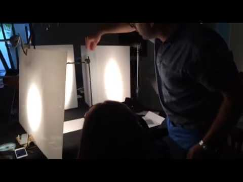 Behind the scenes of a jewelry product photo shoot - Joan Allen Photo