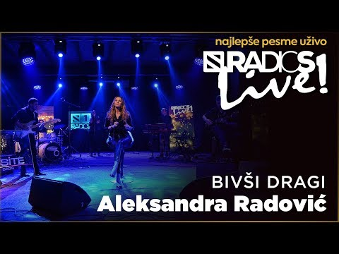 Aleksandra Radovic - Bivsi dragi RADIO S LIVE
