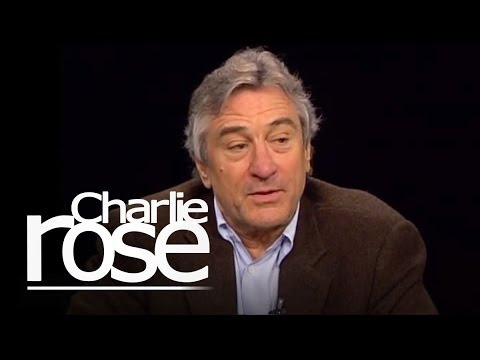 Robert DeNiro talks with Charlie Rose | Charlie Rose