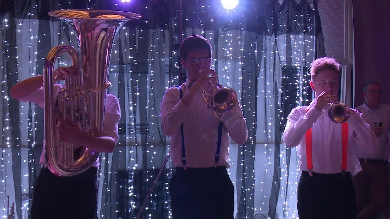 Can't Help Falling In Love - Big Smoke Brass - UK