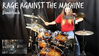 Bombtrack - Rage Against The Machine (Drum Cover by Verry on Drums)