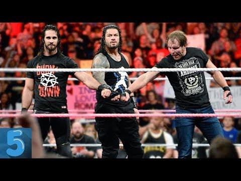5 BEST WWE Team REUNIONS