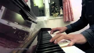 吳雨霏 - 人非草木 (鋼琴版)