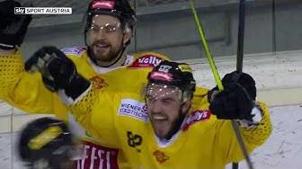 Erste Bank Eishockey Liga, Semifinale 7: Vienna Capitals - EC Red Bull Salzburg 3:1