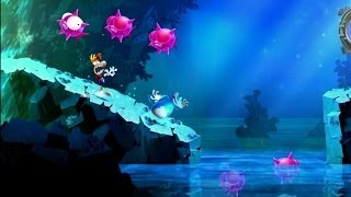 Let's Play: Rayman Legends Co-Op, cz. 12 - Gloo Gloo ^^