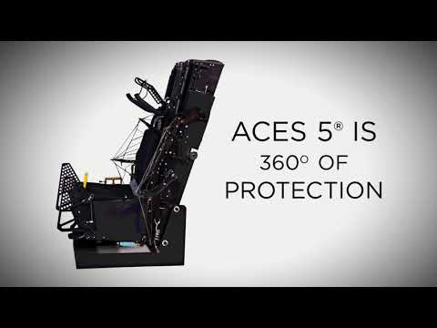 ACES 5® Next Generation Ejection Seat